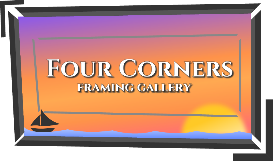 Four Corners Framing Gallery - Services