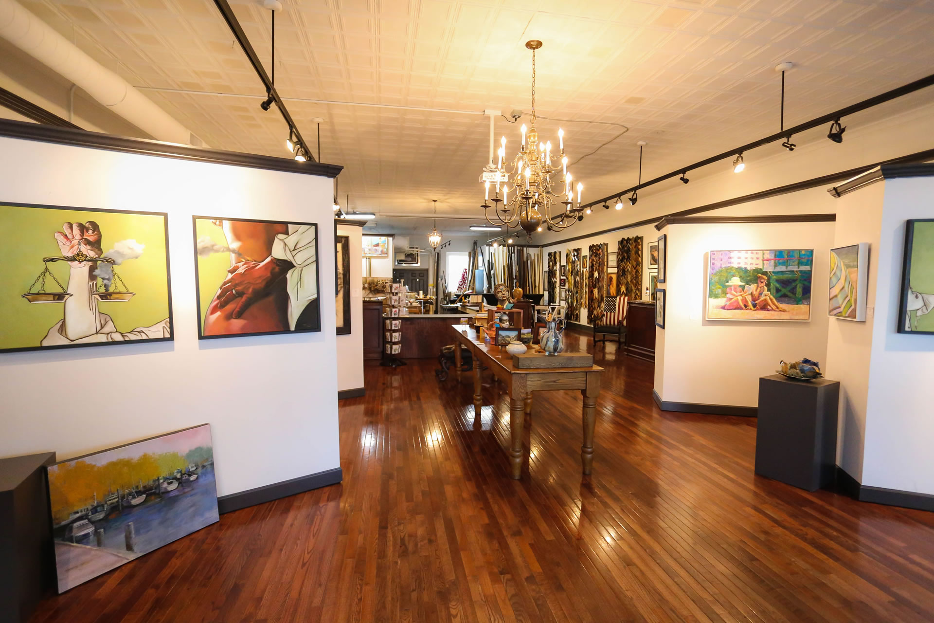 Four Corners Framing Gallery - Home